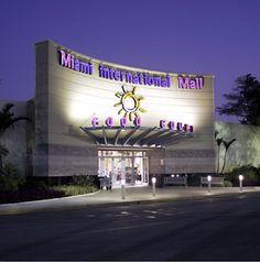 Los 10 centros comerciales mejores de Miami: International Mall