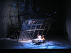 Image result for paul brown scenic designer turn of the screw