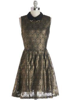 Poetry Podium Dress, #ModCloth
