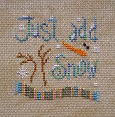 Just Add Snow