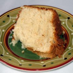 My dear sweet mother-in-law shared this recipe with me when I became a member of the family over 45 years ago. It has remained on of my favorite cakes!  It will stay moist for days...only if it lasted that long!