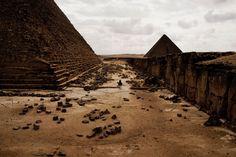 Moises Saman | The Pyramids of Giza | 2013 | Cairo (Egypt)