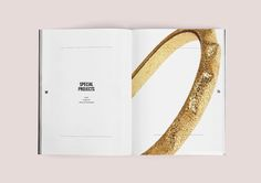 fashion accessory catalogue design inspiration