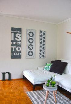 Holzschilder - DIY