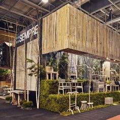 Sempre at Maison&Objet 2015 Exhibition Stall, Exhibition Stand Design, Kiosk Design, Retail Design, Showroom Design, Interior Design, Expo Stand, Airport Design, Cafe Concept