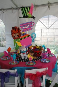 "Photo 4 of 17: Alice in Wonderland / Mad Hatter / Birthday ""Alice in Wonderland / Mad Hatter"" 