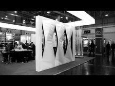 FLOW System Prototype (Adaptive Textile Facade Concept) - YouTube