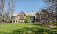 The Tudor timbers at Skylands in Ringwood, NJ. Stunning exteriors and interiors!