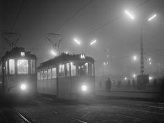 Public Transport, Budapest, Vintage Photos, Transportation, Arch, December, Retro, Photography, Longbow