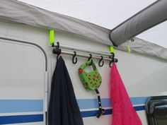 Kampa Awning Hanging Rail - Awning Accessories - Awnings, Porches & Canopies