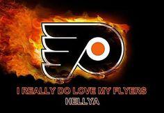 I really do love my Flyers
