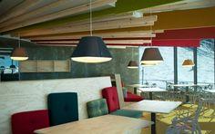 Coll Blanc Grandvalira Restaurante 2015 Stone Designs