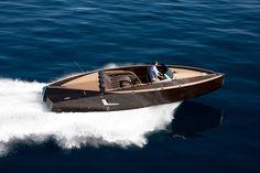Luxus Wasser Cruiser