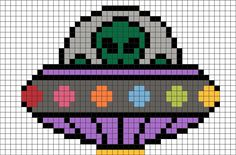 Pixel Art Templates, Perler Bead Templates, Cross Stitching, Cross Stitch Embroidery, Cross Stitch Patterns, Melty Bead Patterns, Perler Patterns, Perler Bead Art, Perler Beads