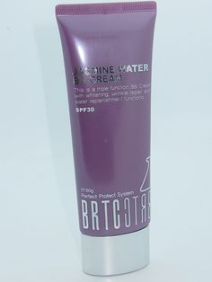 My FAVORITE BB Cream: BRTC Jasmine Water BB Cream