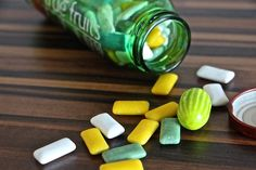If you have ever been tempted to buy one of those big jars of gum or mint candy in the supermarket, from now on do not hesitate. Get o...