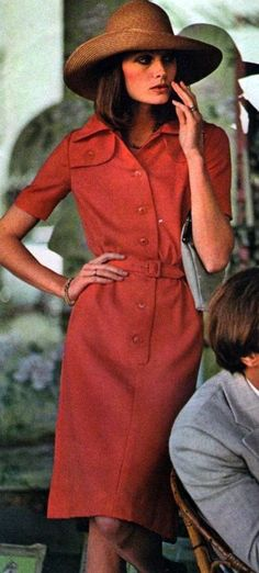 Valentino, Vogue 1970s