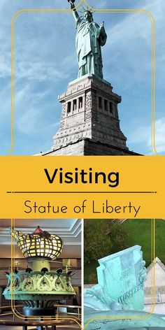 seeing the statue of liberty, NYC