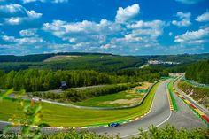 Formule 1 race -Spa Belgium 2015 by sylvia1vial