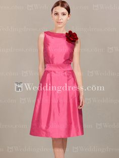 Summer Taffeta Sleeveless Mother of the Groom Gowns MO002