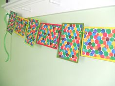 Very Hungry Caterpillar 12 Month Photo Banner