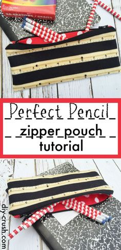 Perfect pencil zippe