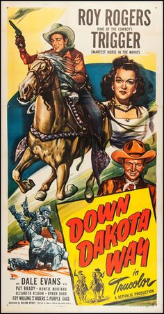 """Down Dakota Way"" 1949"