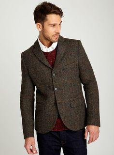 harris tweed Harris Tweed Jacket, Tweed Men, Burton Menswear, Mens Fashion  Magazine, 7aff72e391