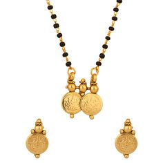Mangalsutra: pretty set