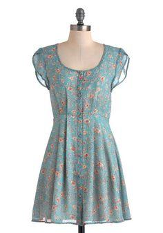 another cute summer dress.