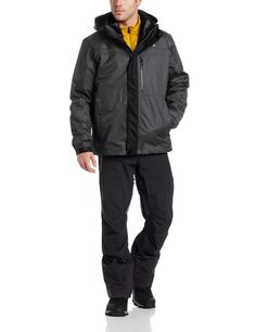 Gerry Men's Boardwalk II System Jacket, Black/Black, Large Gerry ++ You can get best price to buy this with big discount just for you.++