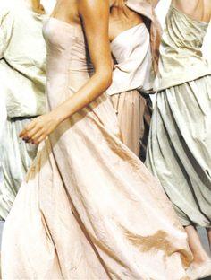 Donna Karan Spring/Summer 1999 Campaign