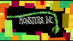 monster inc doors images - Google Search