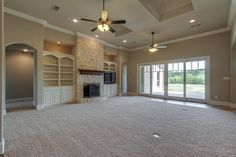 Another photo of the interior of a home we just completed building on owner's lot. #DFWHomes #DallasHomes #DreamHome