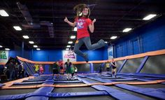 Groupon - Up to 90 Minutes of Jump Time for Two, Four, or Six at Sky Zone Indoor Trampoline Park (Up to 56% Off). Groupon deal price: $16.00