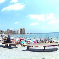 #alicante #torrevieja #playa #mar #relax #vacaciones #holidays #merinojuanantonio