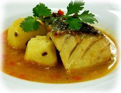 Caldo de Pescado Canario - Cocina con los Rolo