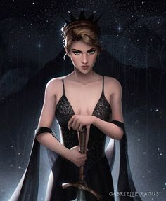 A Court Of Wings And Ruin, A Court Of Mist And Fury, Charlie Bowater, Feyre And Rhysand, Sarah J Maas Books, Throne Of Glass Series, Crescent City, Book Characters, Game Of Thrones Characters