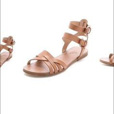 Sigerson Morrison sandals Brand new condition, love but haven't gotten the chance to wear Sigerson Morrison Shoes Sandals