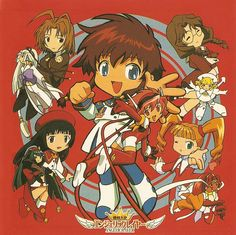 Angelic Layer ~~ Lots of fun in the anime. A bit ho-hum in the manga.