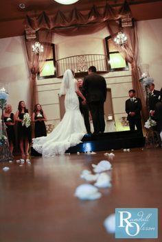 Wedding Photography, Colorado Wedding, Randall Olsson Photography, Bella Sera Event Center, Simple Wedding, Bride and Groom ceremony,