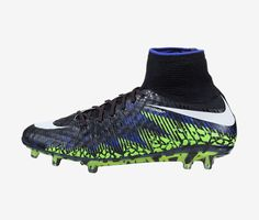 online store ca73c 5922e Men s Nike HyperVenom Phantom II (FG) Firm-Ground Football Boot is built for