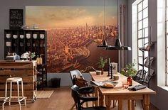 Komar Fototapete »Manhattan«, 254/184 cm