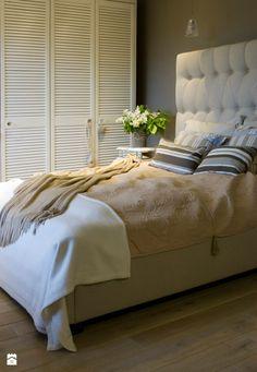 Sypialnia - Nest Interiors