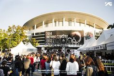 2014 TAEYANG CONCERT 'RISE' in Olympic Hall, Seoul