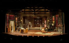 DEATHTRAP | Everyman Theater 2014  By Ira Levin  Photos By ClintonBPhotography & Jesse Belsky Vincent Lancisi, Director  Timothy Mackabee, Set Designer Kathleen Geldard, Costumes Designer Stowe Nelson, Sound Designer