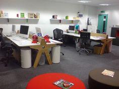 Clearleft office design