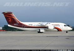 BAE Systems Avro 146-RJ85 aircraft picture