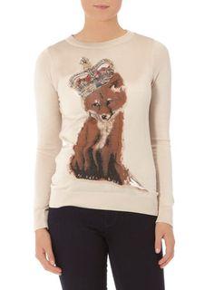 @ Jennifer... a Fox with a crown...