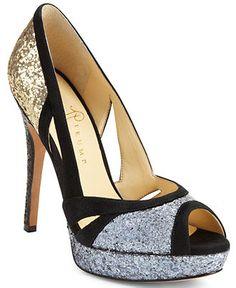 615c0c00683 Ivanka Trump Apryl 2 Platform Evening Pumps Shoes - Macy s